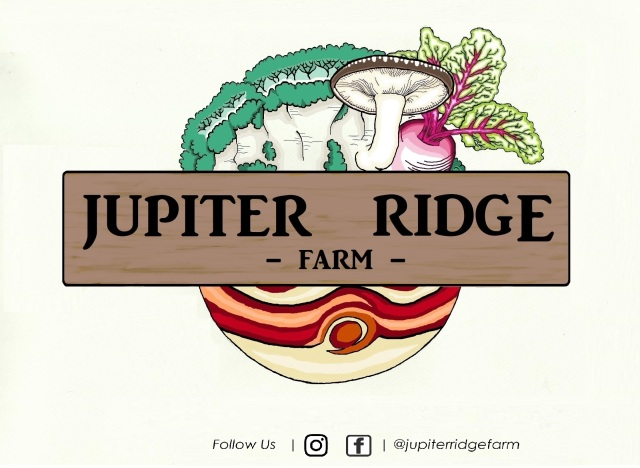 Jupiter Ridge Farm Logo Social Media | Jupiter Ridge LLC