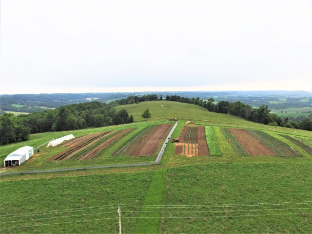 Farm Ridge View from Drone | Jupiter Ridge LLC