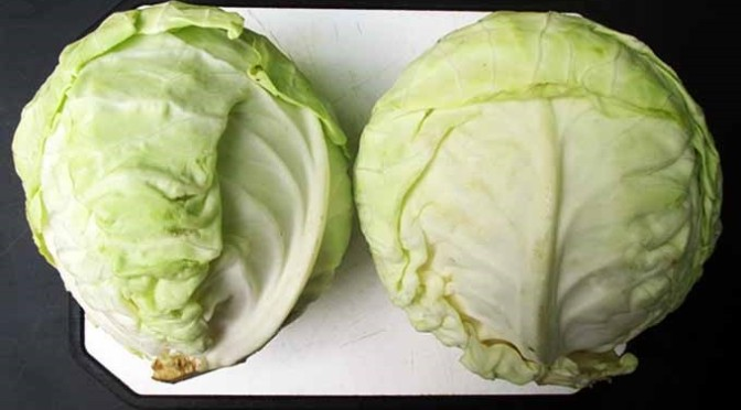 Two Cabbages